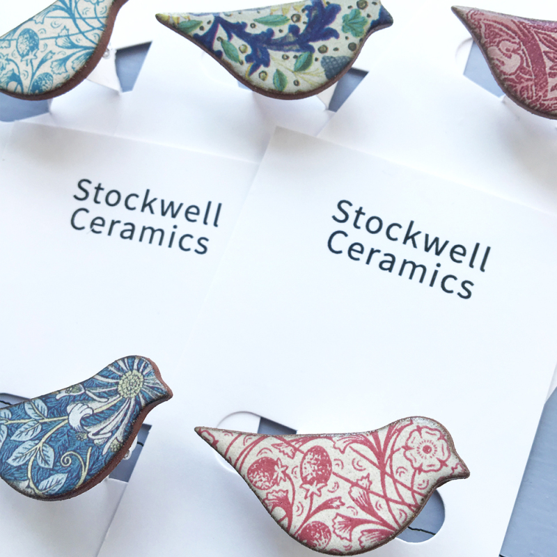 One of our best selling products with many heritage designs to choose from. All handmade in Cornwall, UK.