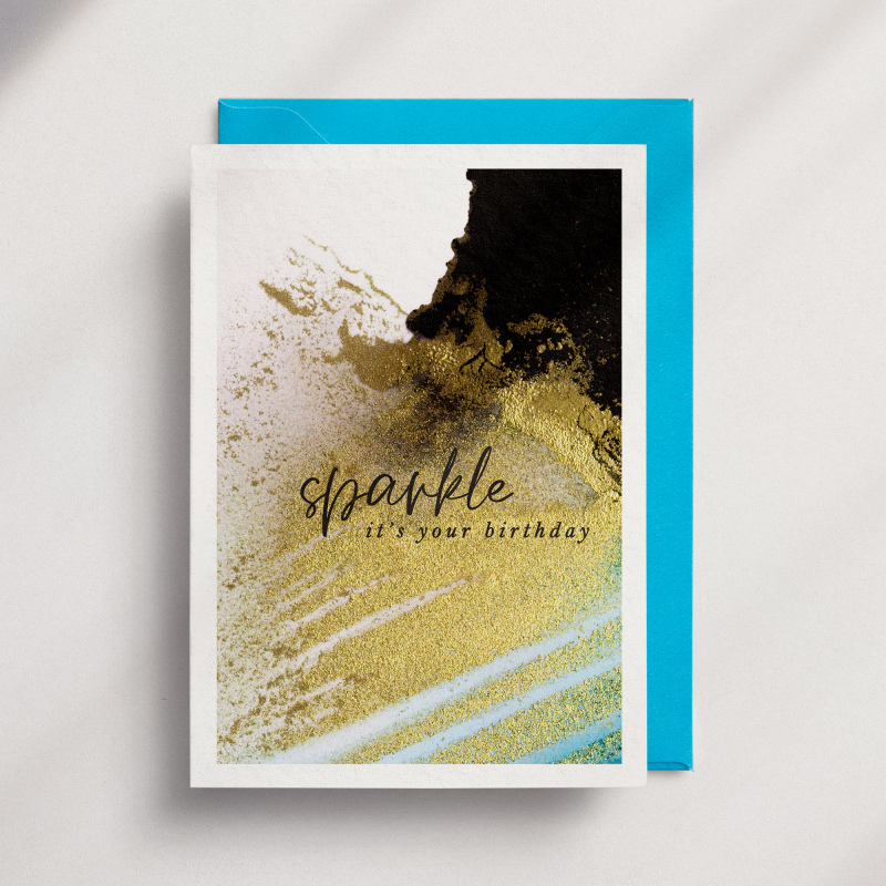 A vibrant greeting card collection of 24 tranquil images with warm sentiments