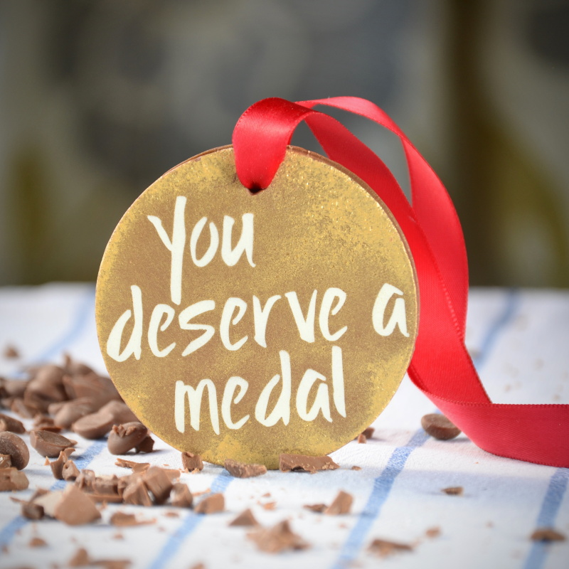 A great pick-me-up, thank you or congratulations gift for someone who has gone that extra mile. Wholesale price:  £3.30 (RRP £7.95)