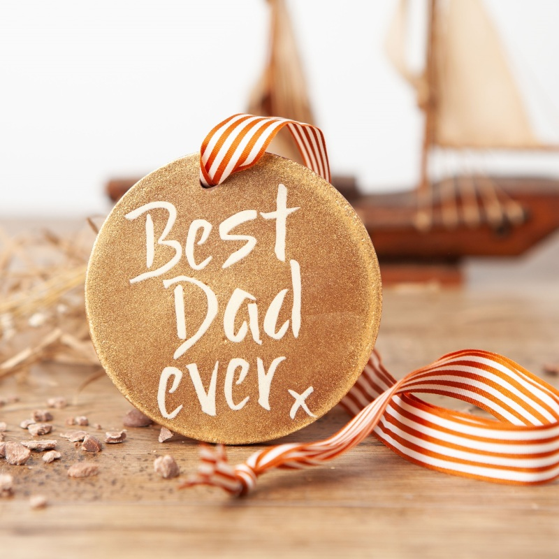 Get Dad a proper tasty treat in the shape of our 'Best Dad Ever' chunky Belgian milk chocolate gold medals. Wholesale price:  £3.30 (RRP £7.95)